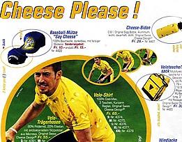 Meine frühere Tätigkeit im Käsesponsoring