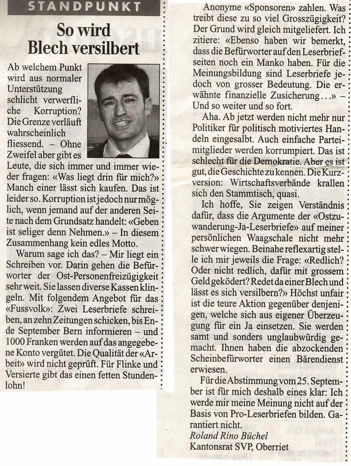 Rheintalische Volkszeitung