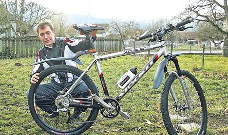 Der Rheintaler: Büchel startet zur Tour de Suisse