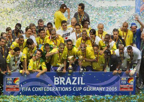 Fifa Confederations Cup Germany 2005