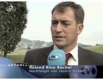 Rücktritt von Jasmin Hutter - TVO Ostschweiz Aktuell