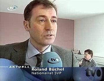 Büchel folgt auf Hutter - TVO Ostschweiz Aktuell