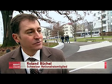 75 Jahre Sepp Blatter - Sport Inside auf WDR