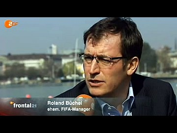 WM Rechte für einen Dollar - ZDF Frontal21