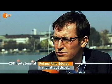 Schmiergeldzahlungen der FIFA - ZDF heute journal