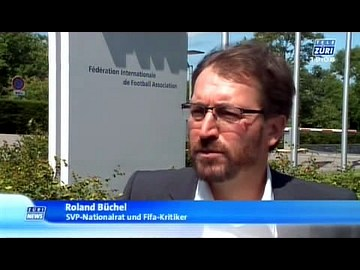 FIFA-Ethikkommission - TeleZüri News