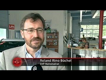 FIFA-Kritiker Roland Büchel - TSO News
