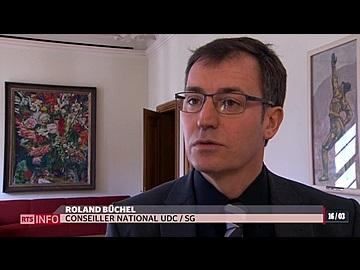 Bankkonti für Auslandschweizer - RTS - Le journal