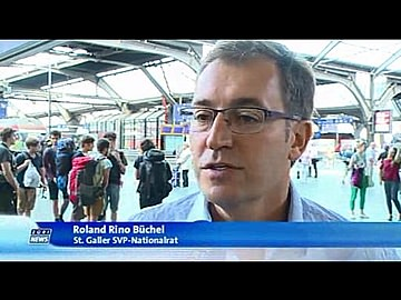 Täschligate - Tele Züri News