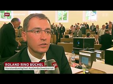 Konten von Auslandschweizern - SRF Tagesschau
