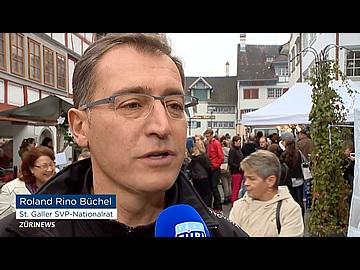 Anzeige Ecopop - Tele Züri News