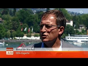 FIFA-Skandal - Funktionär an die USA ausgeliefert - ARD Morgenmagazin