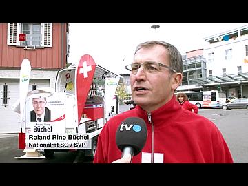 Kritik kurz vor Wahl - TVO News