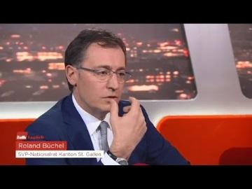 Auftritt des türkischen Aussenministers - TeleZüri TalkTäglich