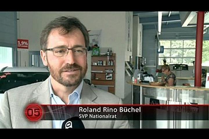 FIFA-Kritiker Roland Büchel