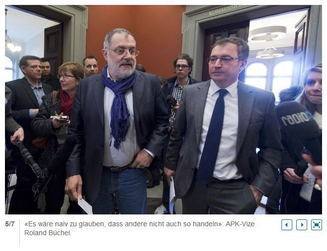 TagesAnzeiger - Schwedische Geheimdokumente